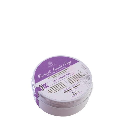 Bột khử mùi & kiềm mồ hôi 50g/ Deodorant