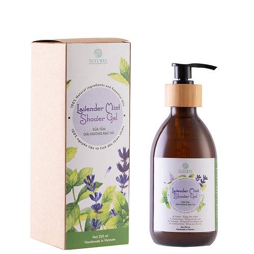 Sữa Tắm Oải Hương Bạc Hà 250ml / Lavender Mint Shower Gel