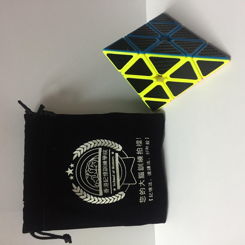 Pyraminx (Black) 金字塔扭計骰 (黑)