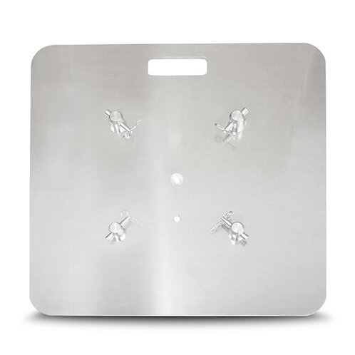 "30"" x 30"" Aluminum Base Plate, 8mm"