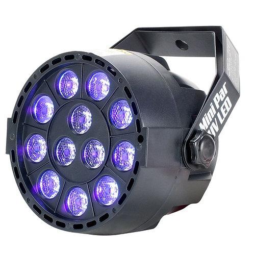 MINI PAR UV LED