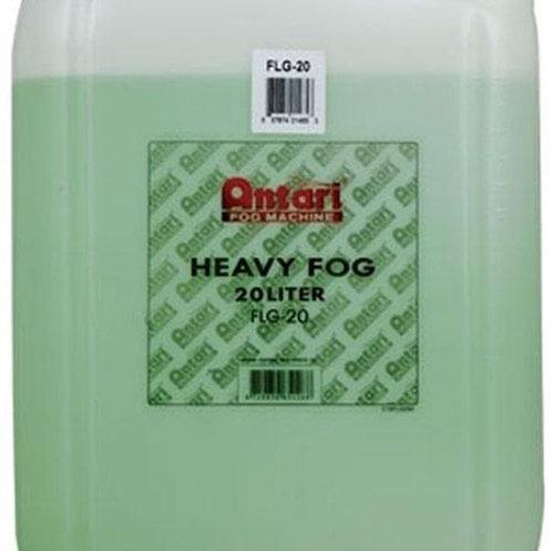 Antari Heavy Fog Fluid - 20L Bottle