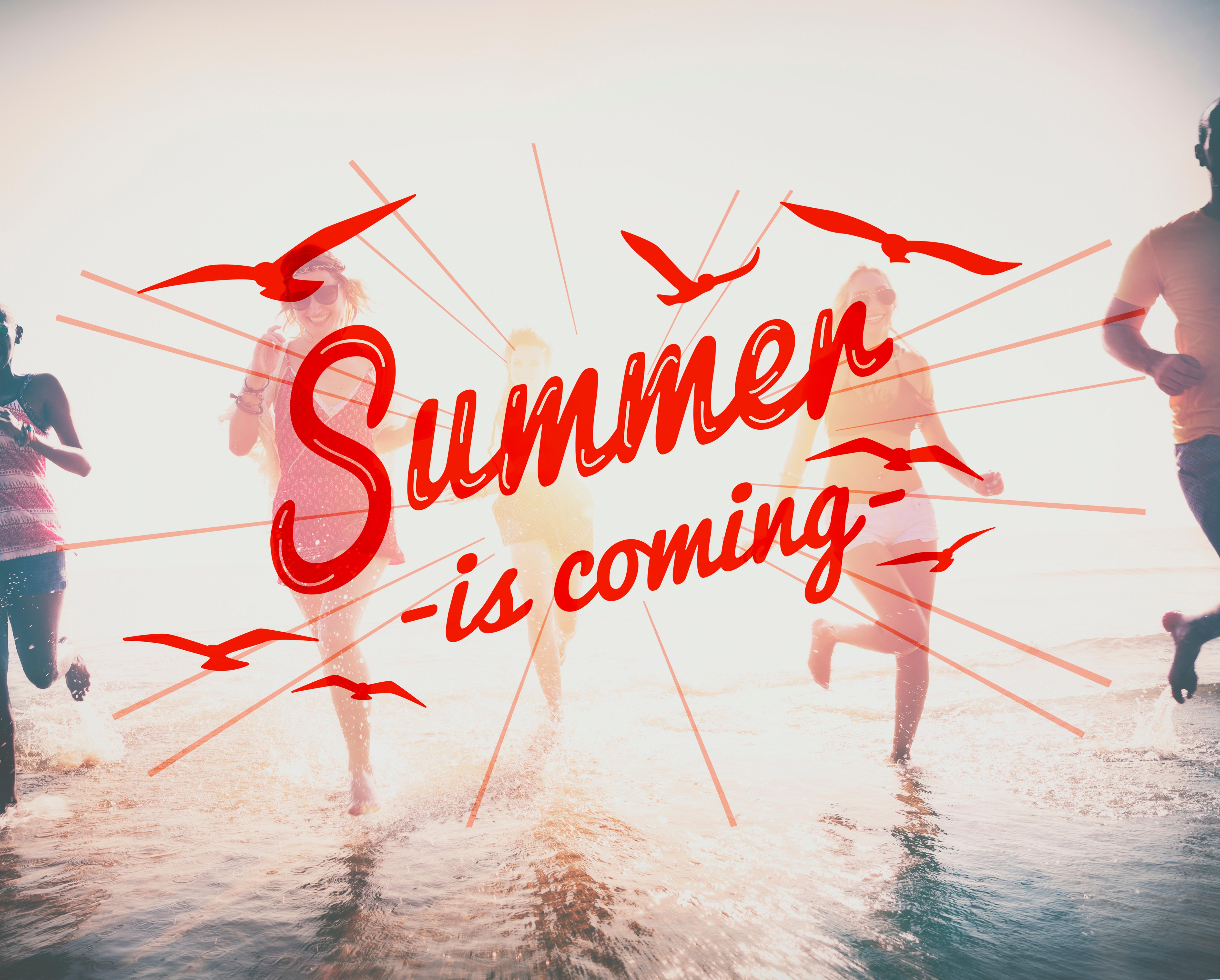 Splash into Summer Action NEW