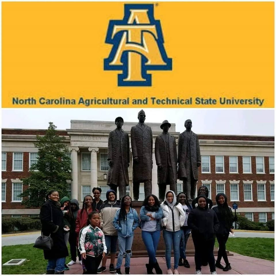 NCAT College Tour