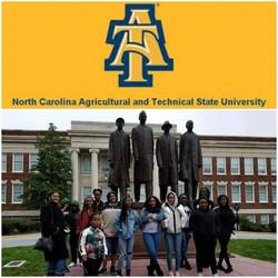 NCAT College Tour