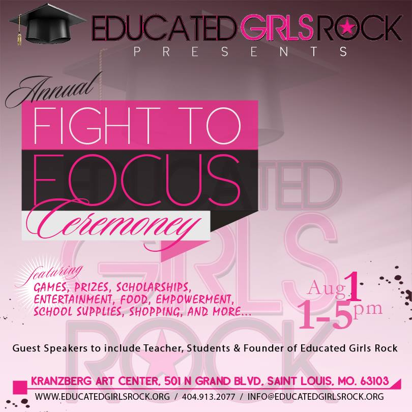 Fight2Focus 1 annual Event