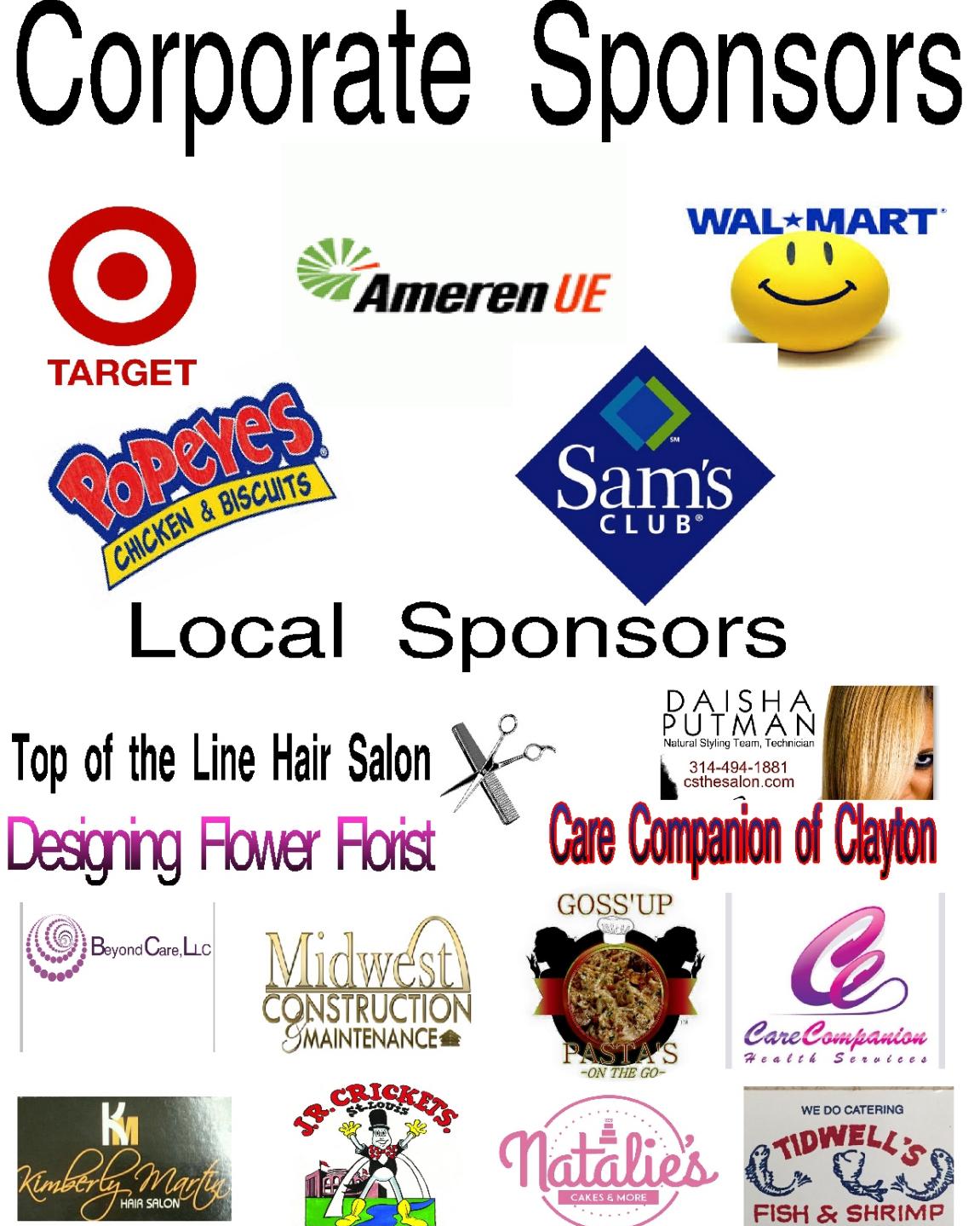 2015 Sponsors EGR