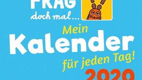 Frag doch mal ... die Maus 2020: Mein Kalender für jeden Tag