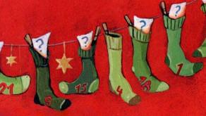 Der rätselhafte Adventskalender   24 Weihnachtsgeschichten zum Knobeln von Isabelle Erler