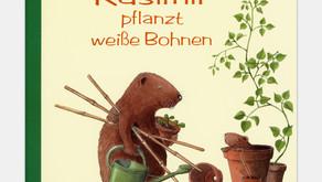 Kasimir pflanzt weiße Bohnen von Lars Klinting