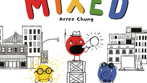 """""""Mixed: A Colorful Story"""" by Arree Chung"""