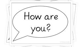 Englisch Sprechblasen Redemittel