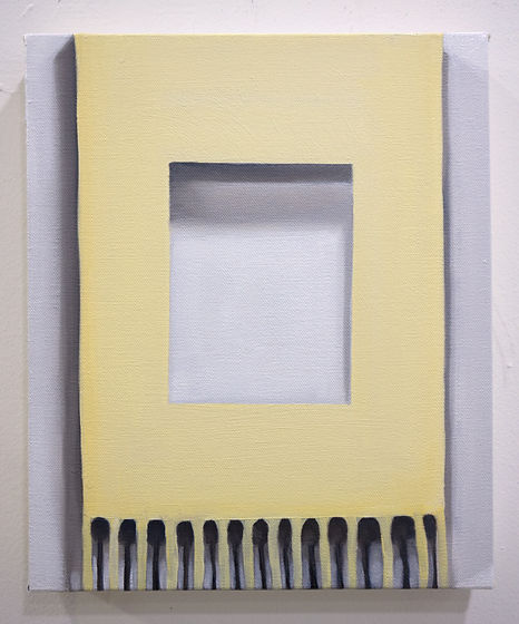 Avila-Yiptong. Weave Still II. 11x14in.