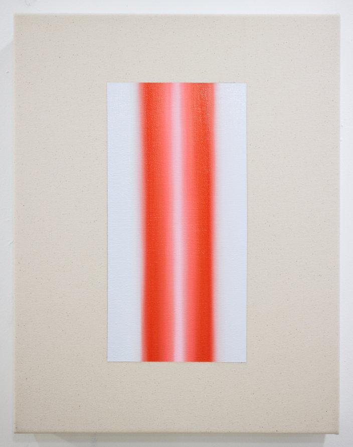Avila-Yiptong. Colour Study IV. 14x18 in