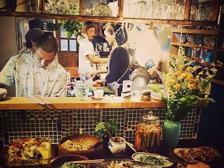 七夕はカフェ山猫綾店の周年記念日