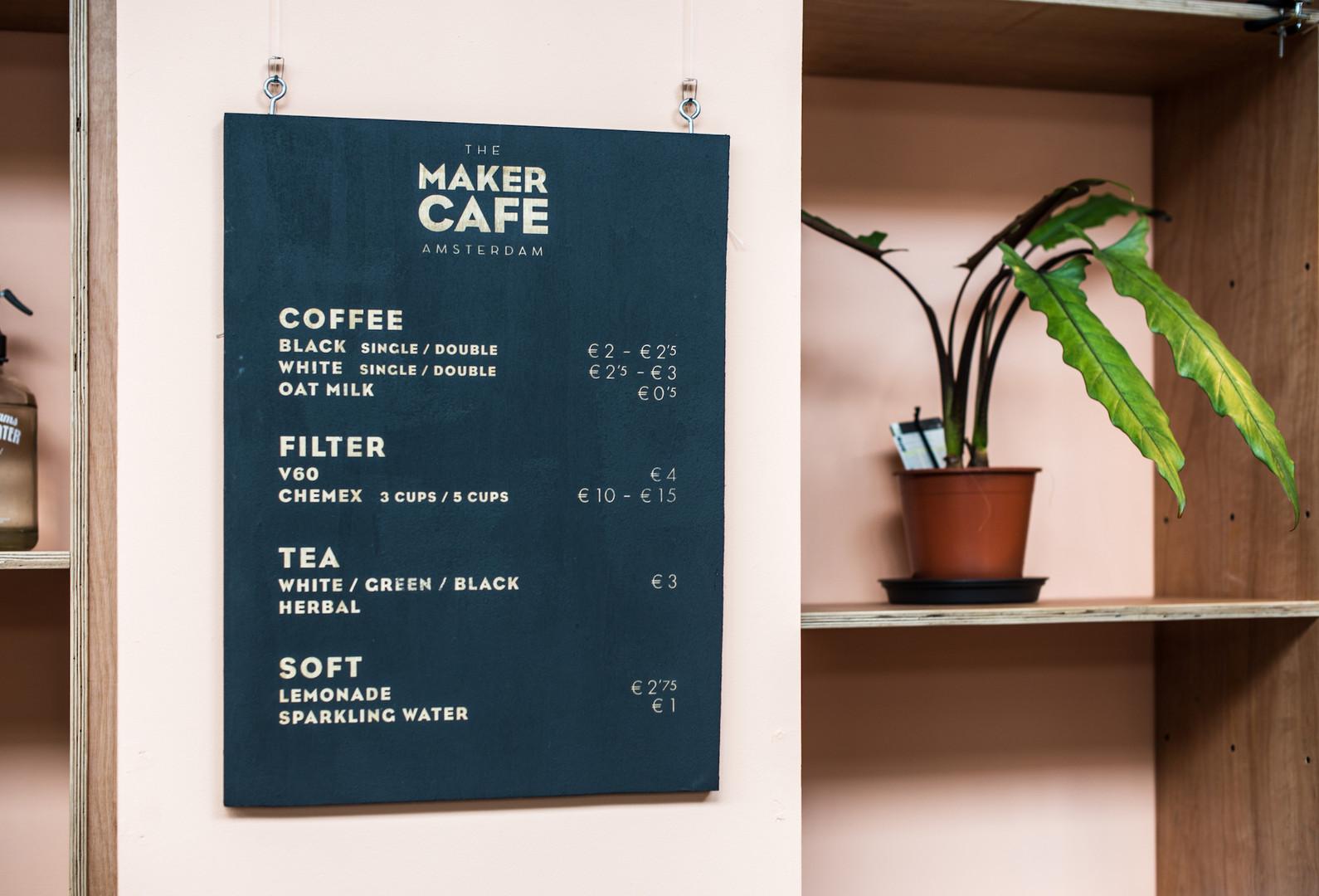 Maker Café