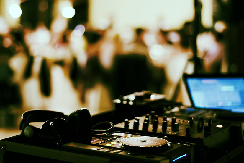 Evening DJ Package (Most Popular)