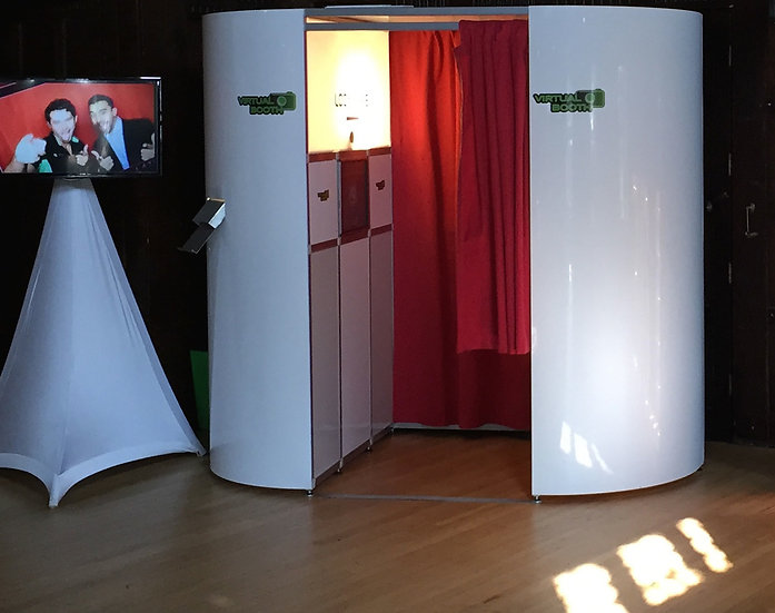 All Inclusive Photo Booth – Evening Hire