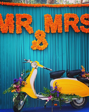 wedding decorators in goa