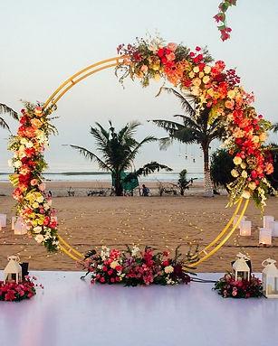 Destination Weddings by  Rabiya Muzaver.