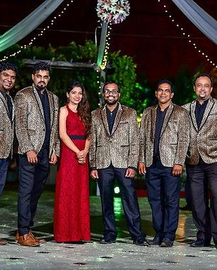 top wedding bands in goa