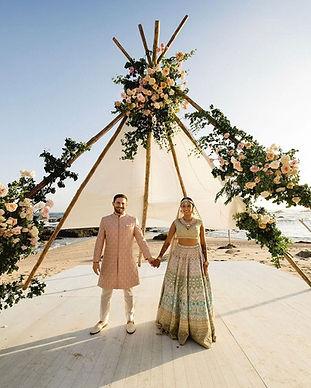 find wedding planners in goa