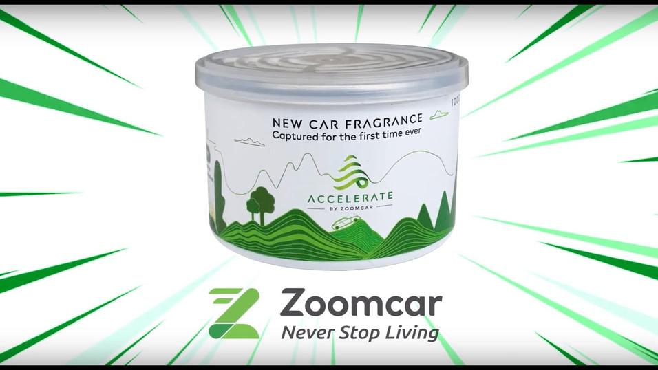 Accelerate Car Fragrance   Zoomcar