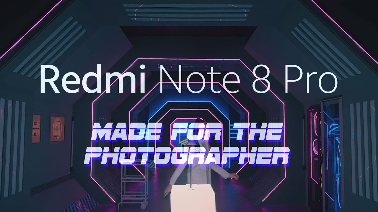 Redmi Note 8 Pro | Camera Film | Made for the Photographer