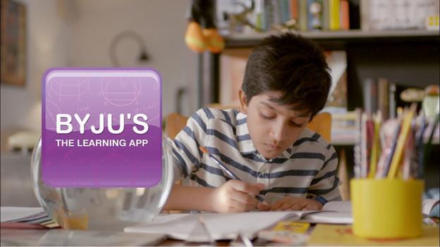Byju's Learning App   VIBGYOR