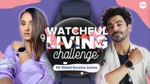 Mi Watch Revolve Active | Launch Video | Highlights