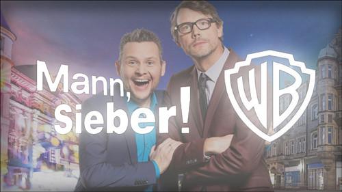 Mann, Sieber! - Warner Bros.