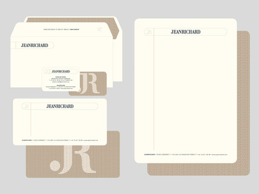 Stationery and letterhead