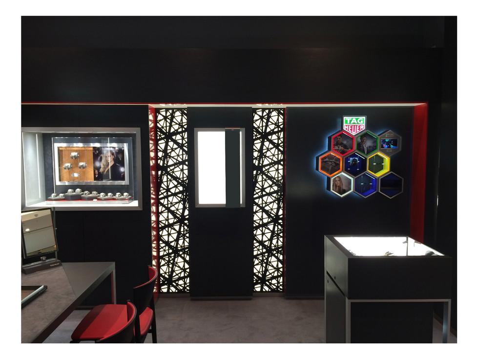 Shop in Shop Concept - Manchester