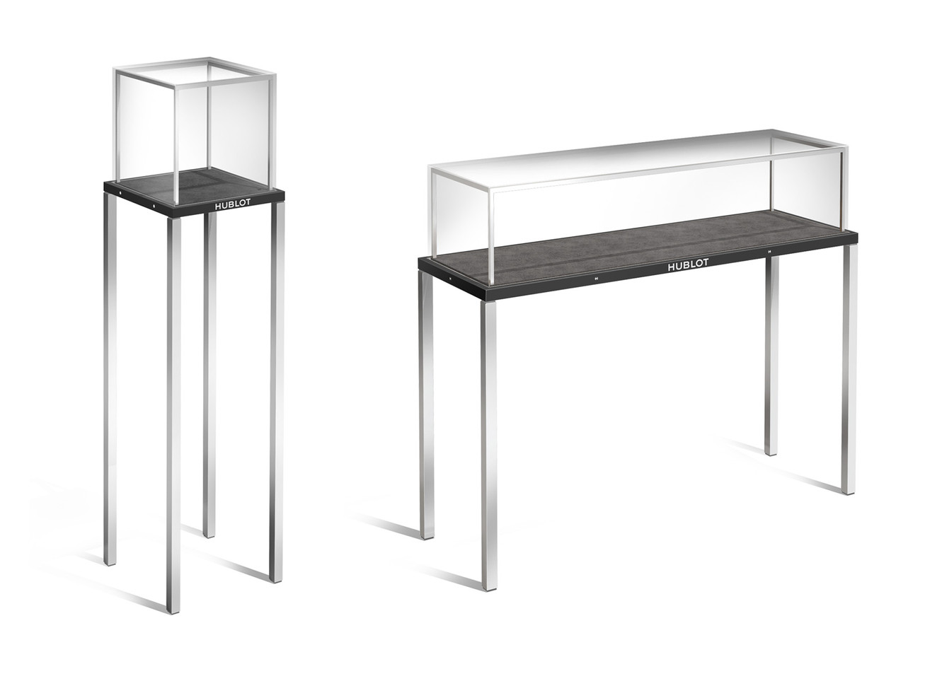 Corner Concept Furniture - Generation 2 - Tower & Counter Showcases