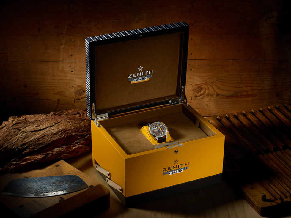 Packaging - COHIBA Special Edition