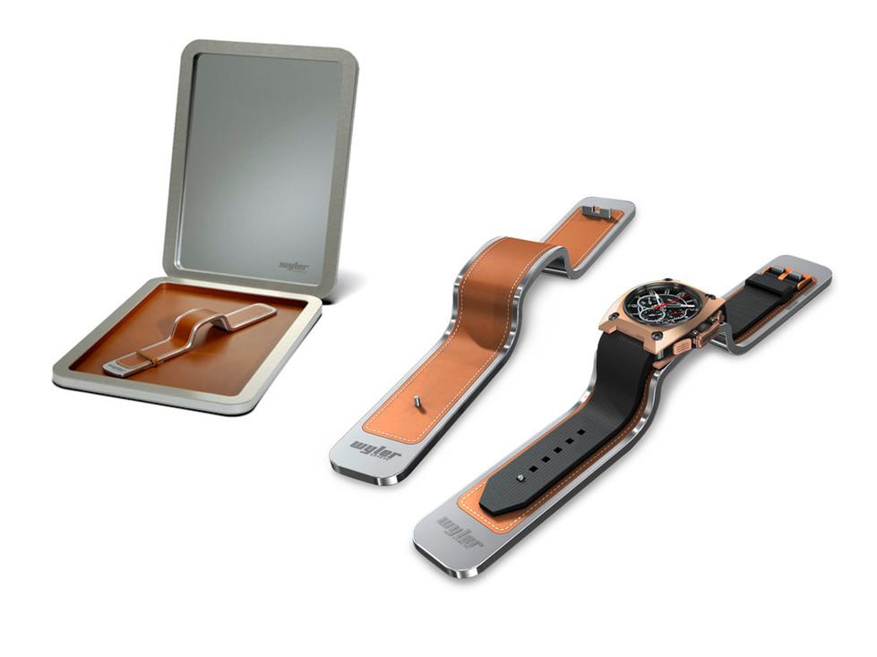 Retail Accessories - Mirror & Presentation Wave
