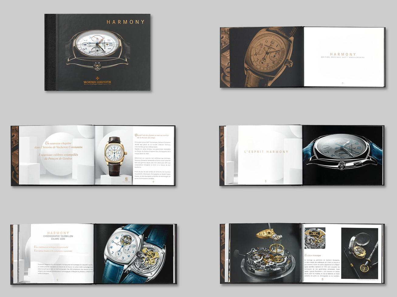 Harmony Catalog