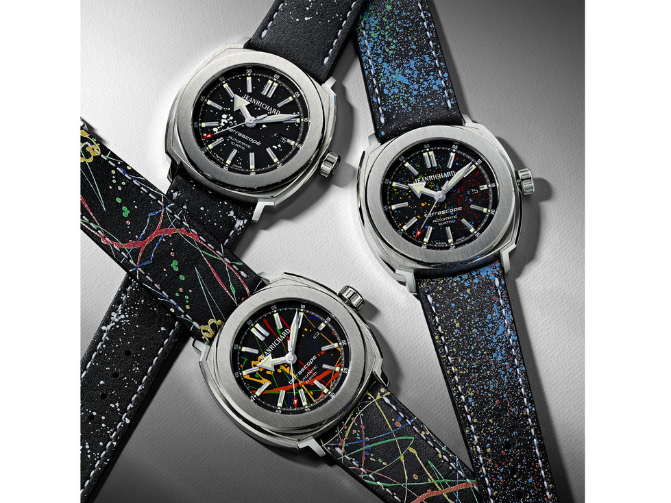 Terrascope Collection - Graffity Edition