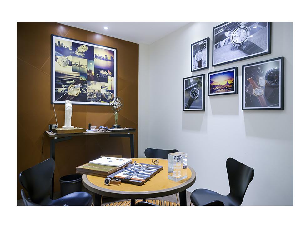 Baselworld - 2013 - Sales room