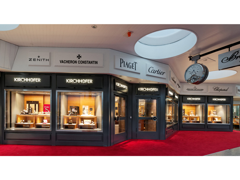 Kirchhofer - Casino Boutique - Interlaken