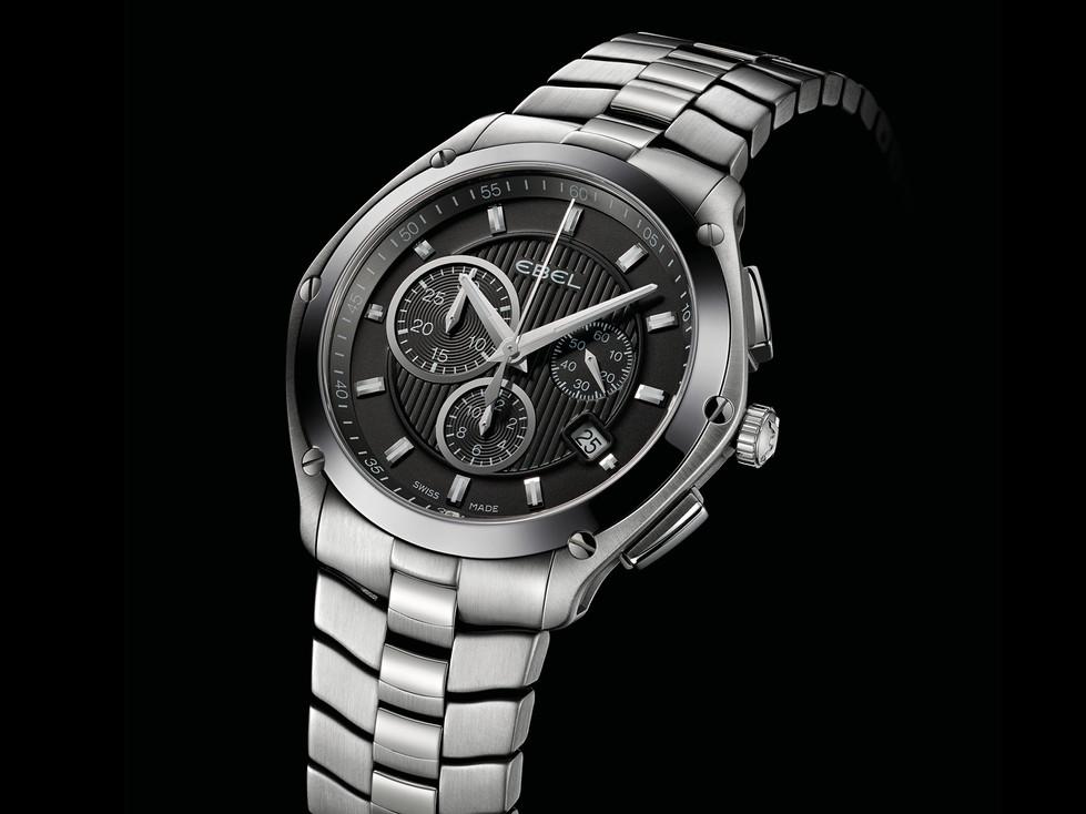 Ebel - Classic Sport Chronograph