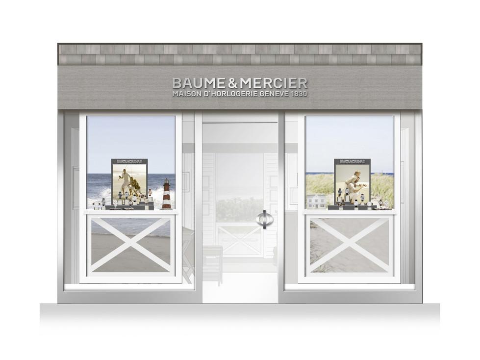 Boutique Concept Exterior - 3d preview