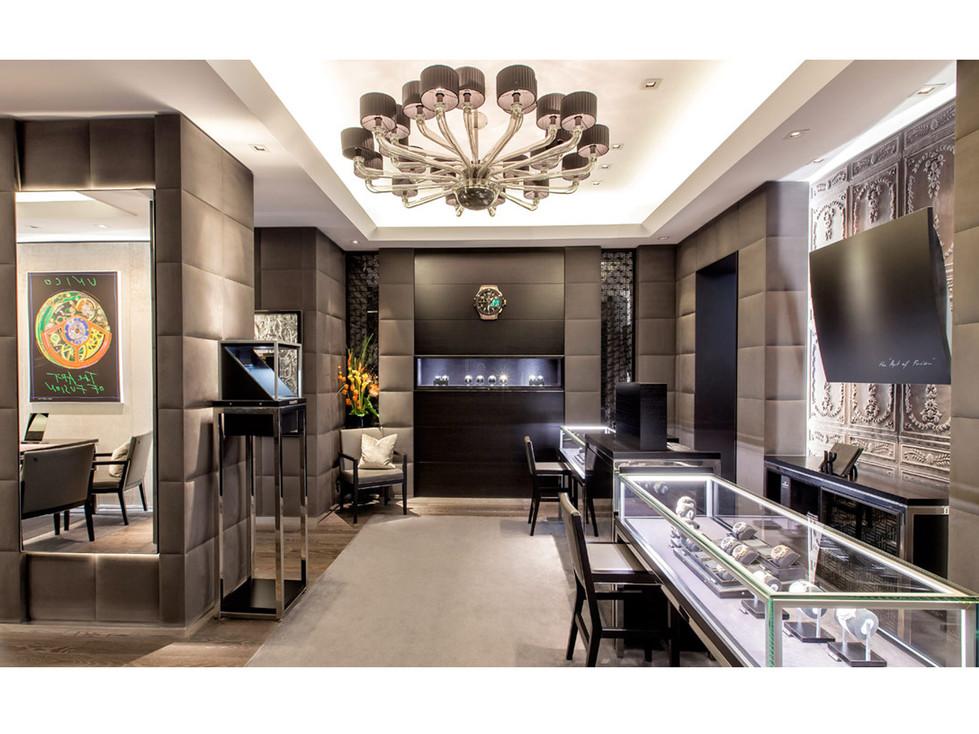 Boutique interior - Generation 2 - Munich