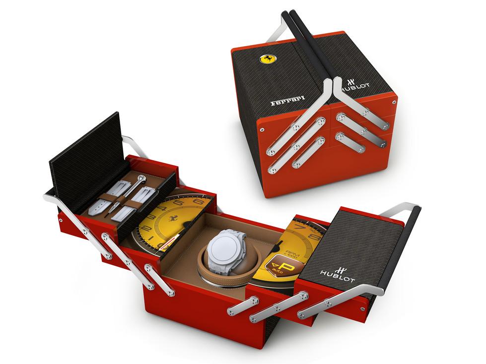 BigBang Ferrari - Packaging concept