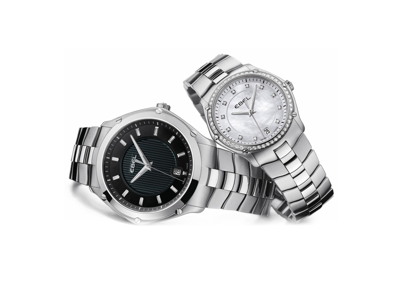 Ebel - Classic Sport 3 hands Man & Woman