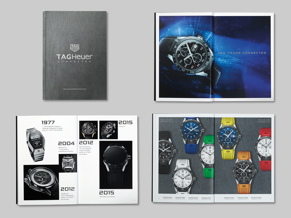 Connected Catalog