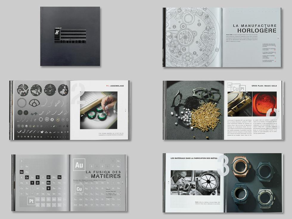 Manufacture catalog