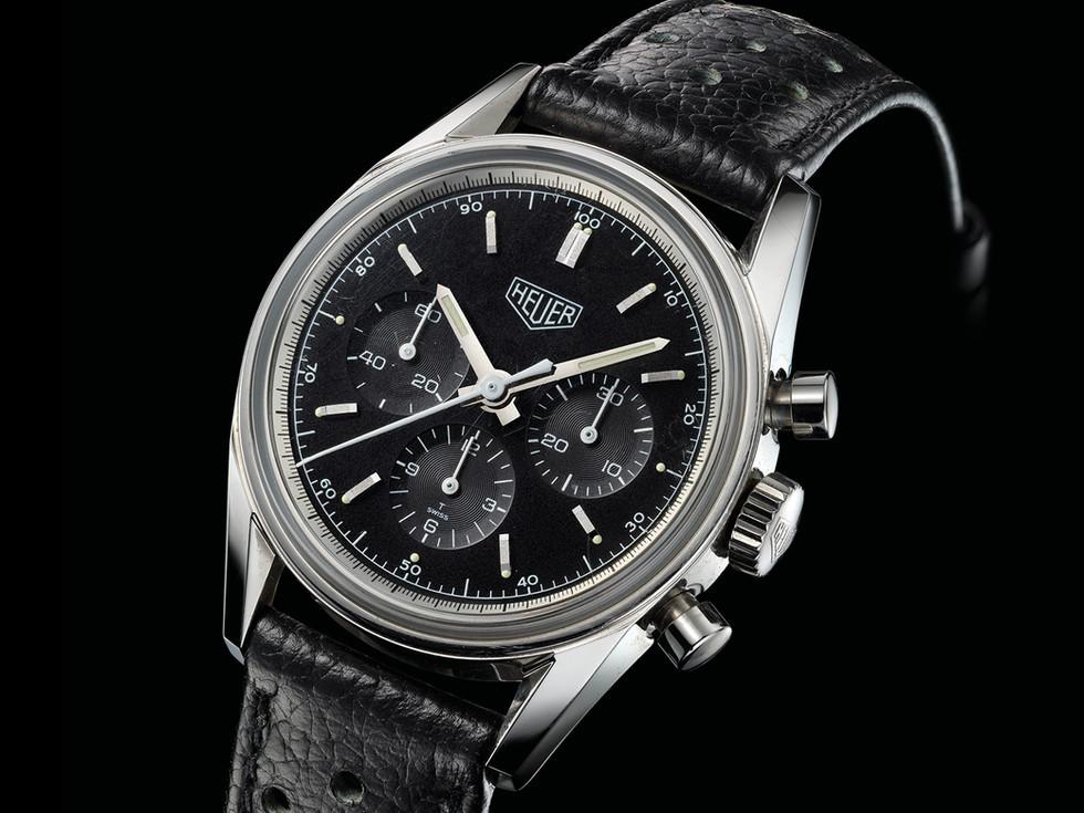 Carrera - Chronograph