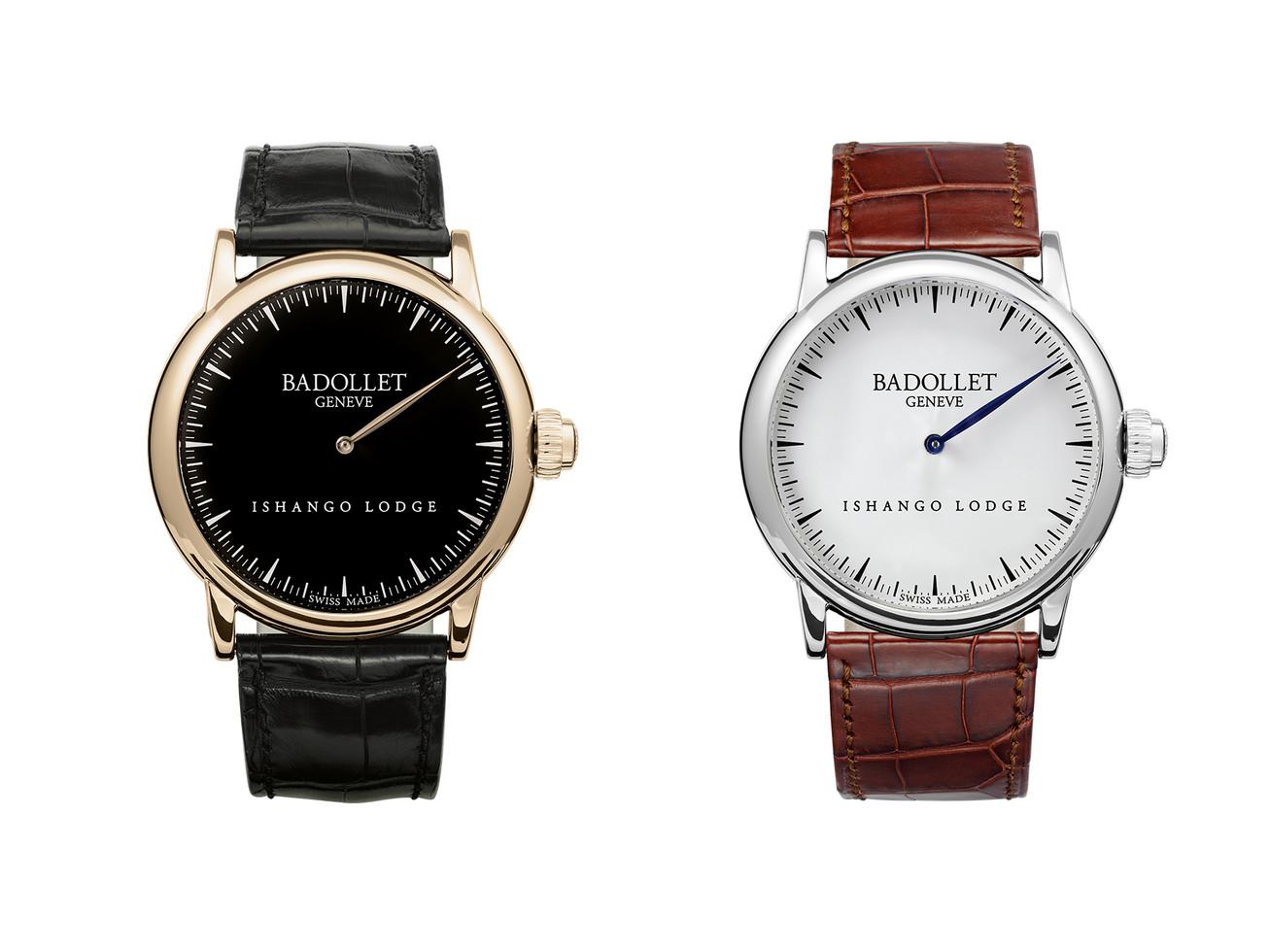 Badollet Service Watch - mono hand