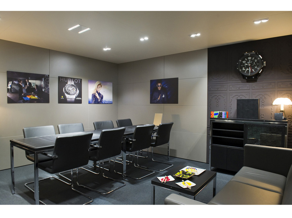 Baselworld interior - CEO's office